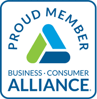 Business Consumer Alliance Member seal