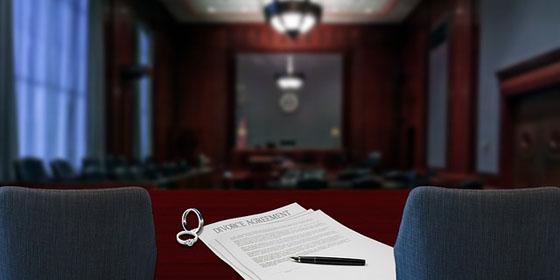 divorce settlement agreement